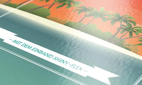 Shiny-Flex Einband
