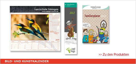 Kategorie Bild- und Kunstkalender