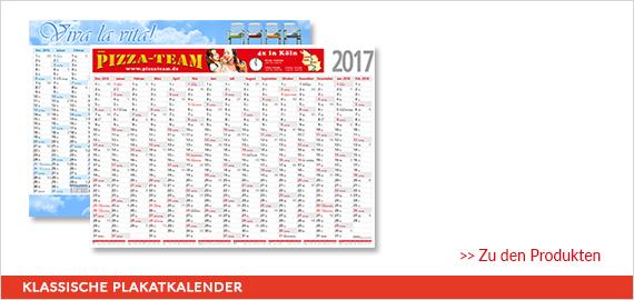 Kategorie Klassische Plakatkalender