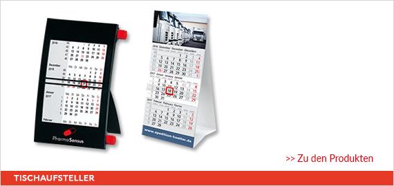 Tischkalender for Schreibtisch querkalender