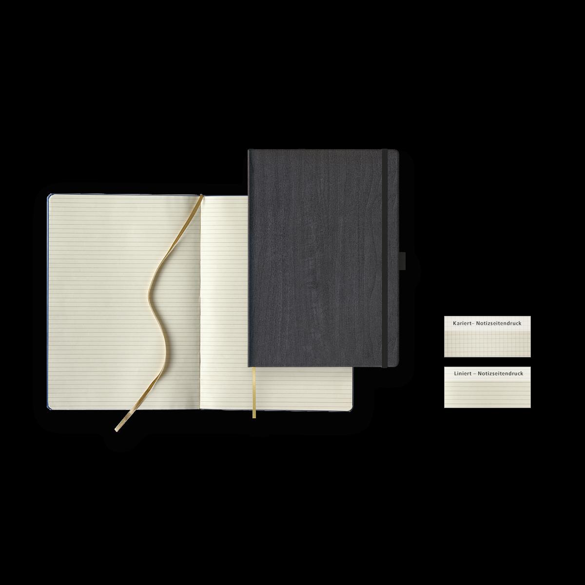 Notizbuch Modell Ivory Notebook A4