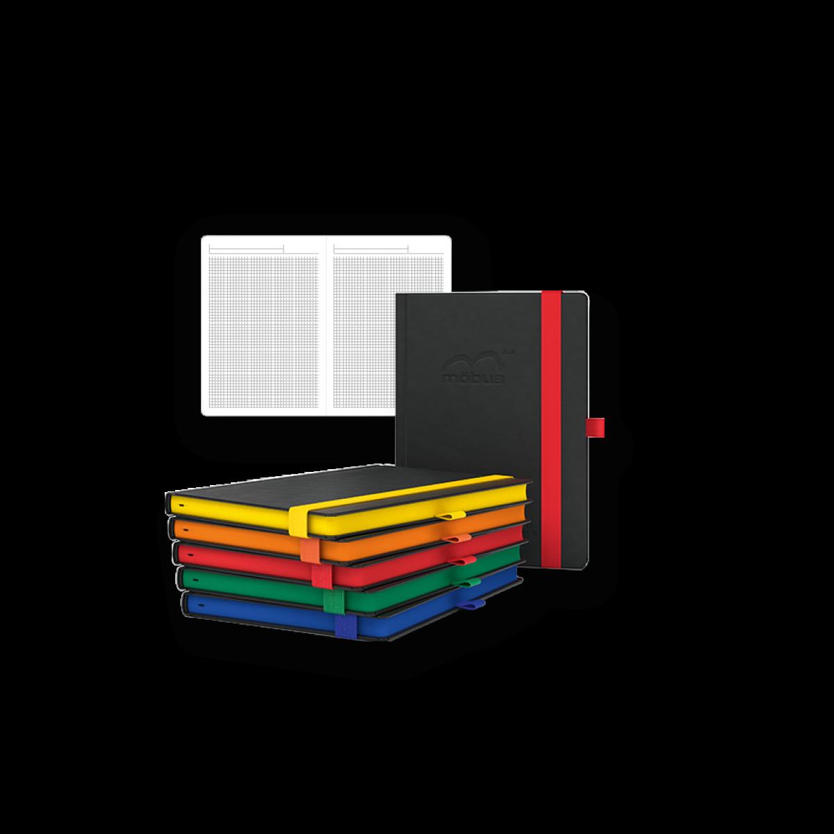 Notizbuch Modell Color-Book