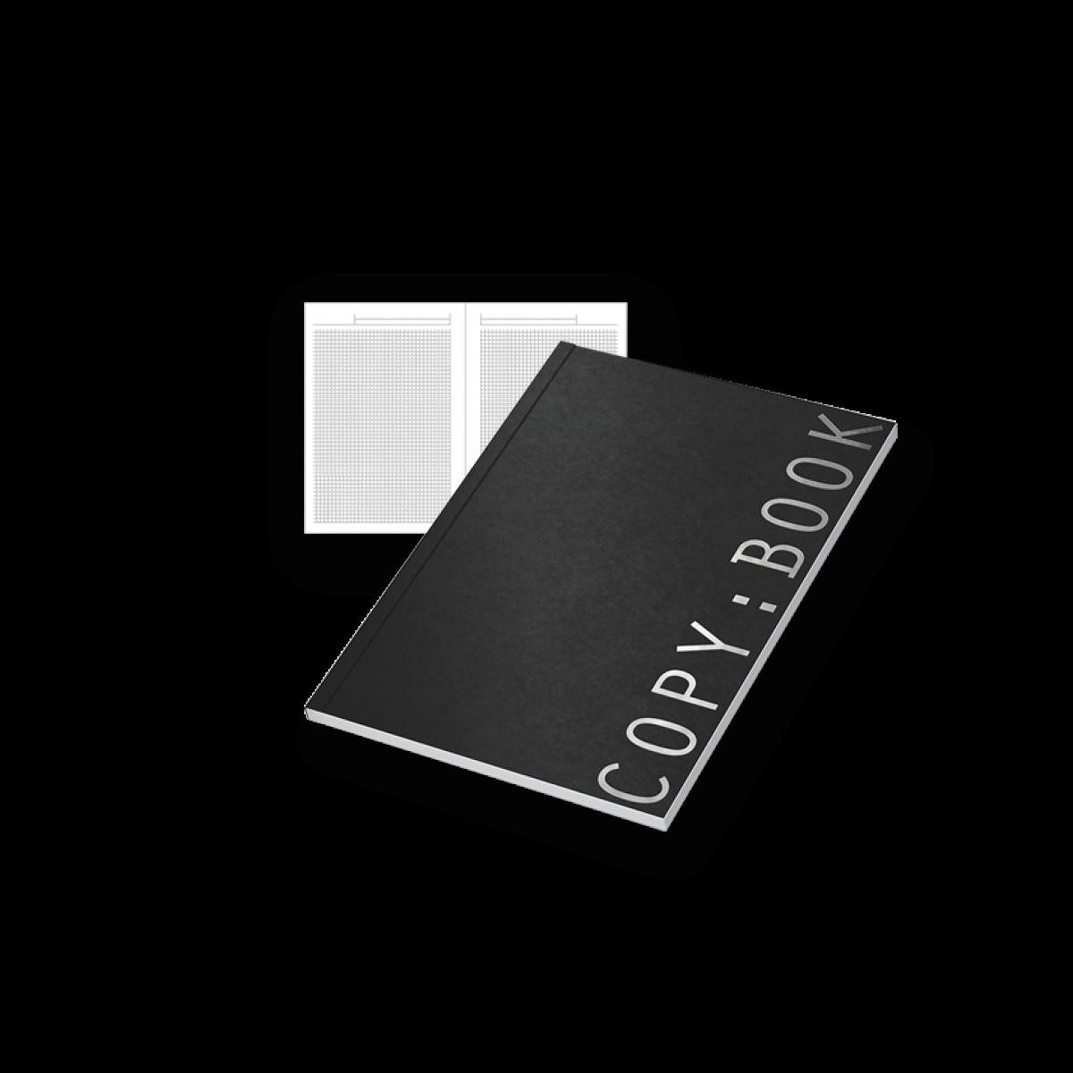 Notizbuch Modell Copy-Book