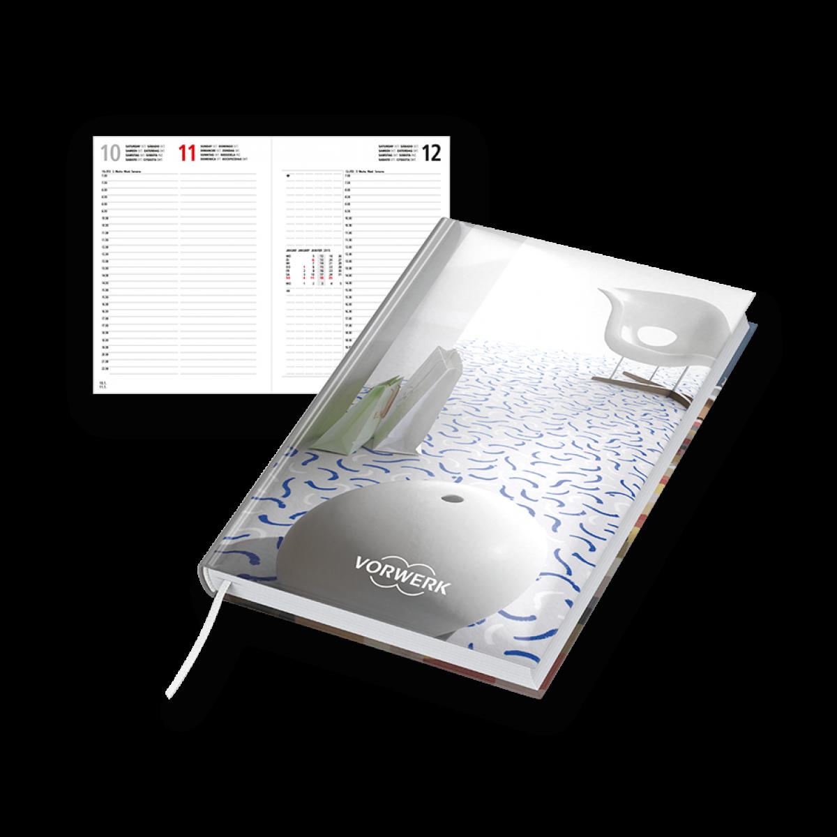 Buchkalender Modell Image