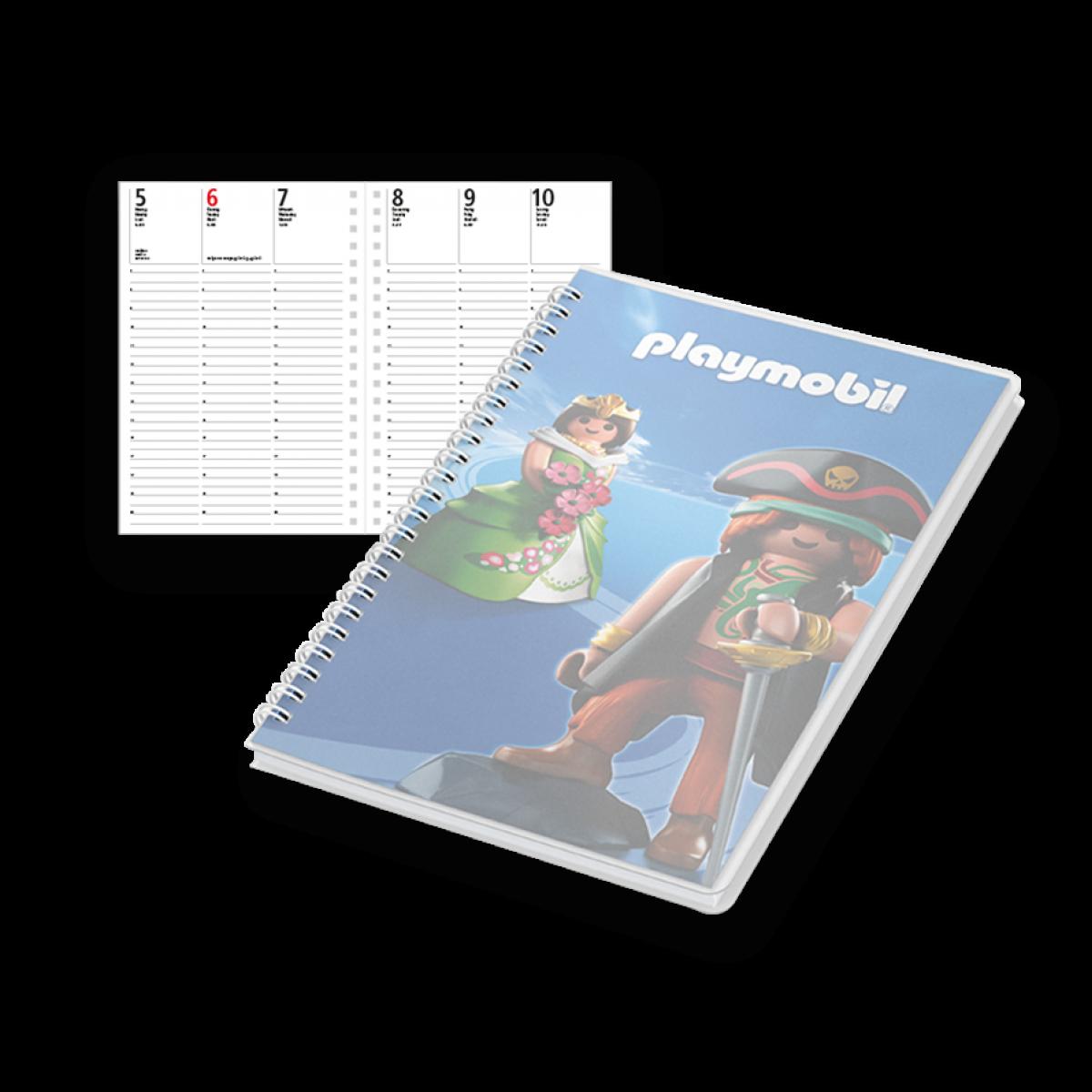 Buchkalender Modell Prestige Wire-O