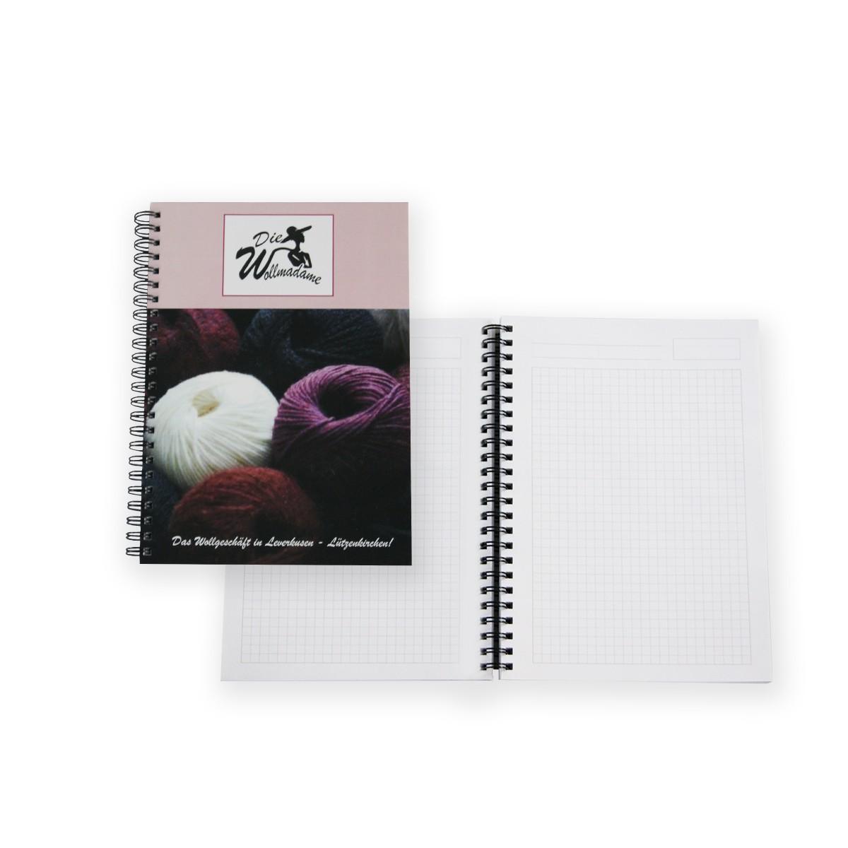Notizbuch Modell Sylt-Book