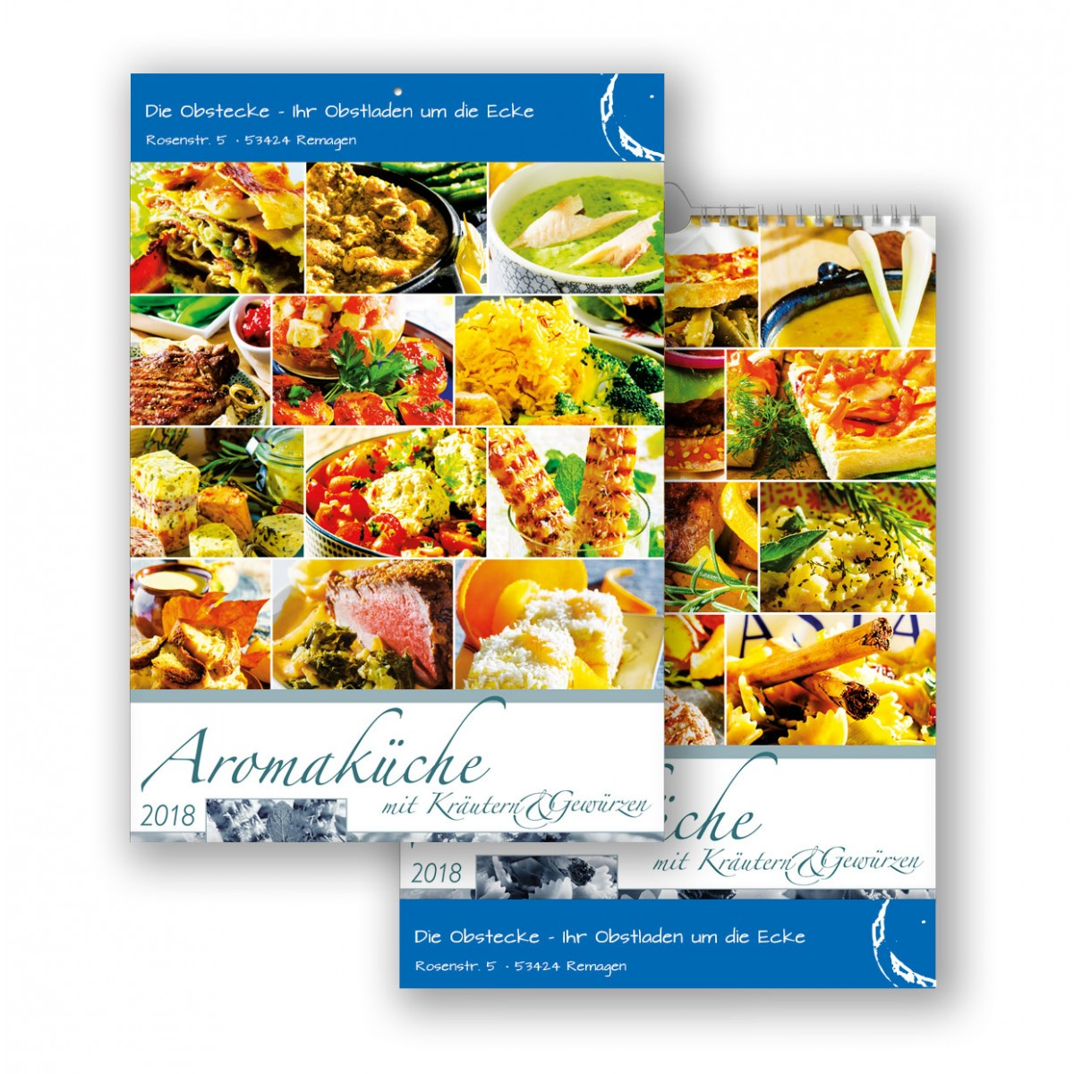 Bildkalender Modell Aromaküche