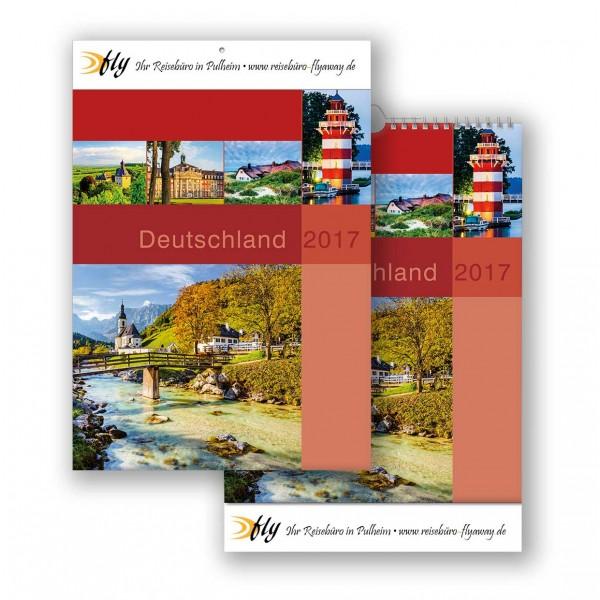Bildkalender Modell Deutschland
