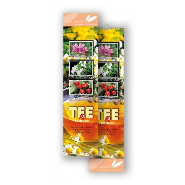 Bildkalender Modell Tee und Heiltees Streifen