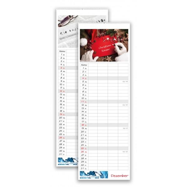 Bildkalender Modell PictureName Family