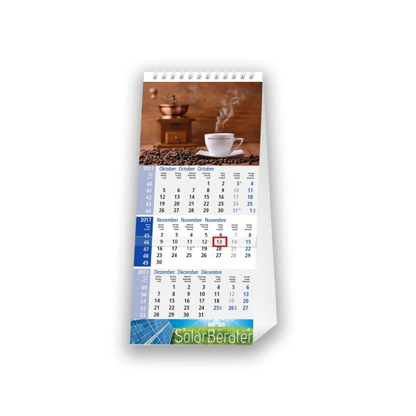 Bildkalender Modell PictureName Desk 3