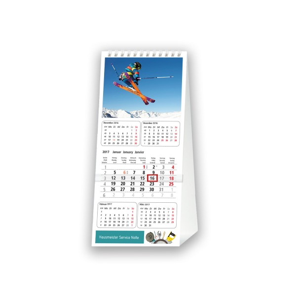 Bildkalender Modell PictureName Desk 5
