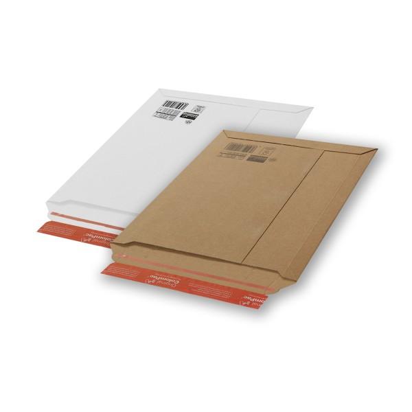 Einzelverpackung Wellpapp-Versandtasche 350 x 250 mm