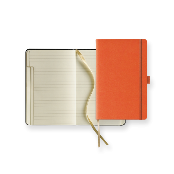 Notizbuch Modell Ivory Notebook Registry