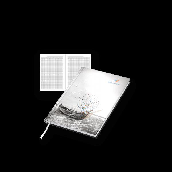 Notizbuch Modell Note-Book