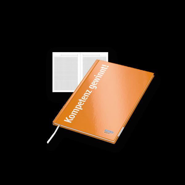 Notizbuch Modell Easy-Book