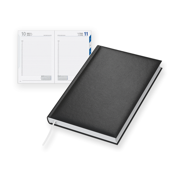 Buchkalender Modell Manager Register