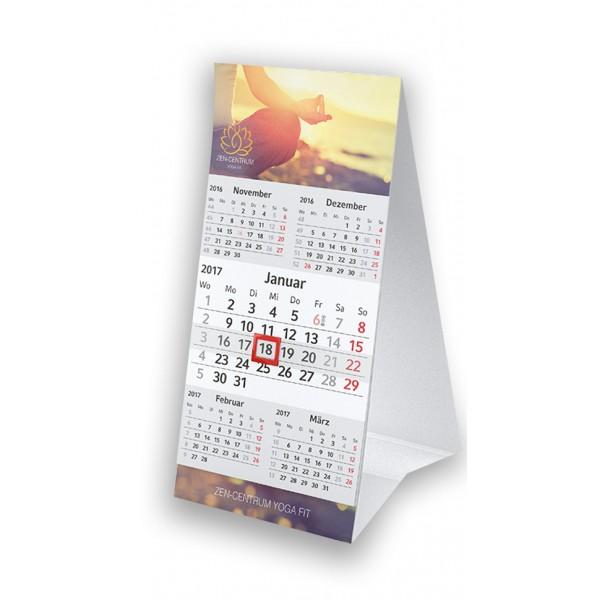 Tischkalender Modell Mini Fünf