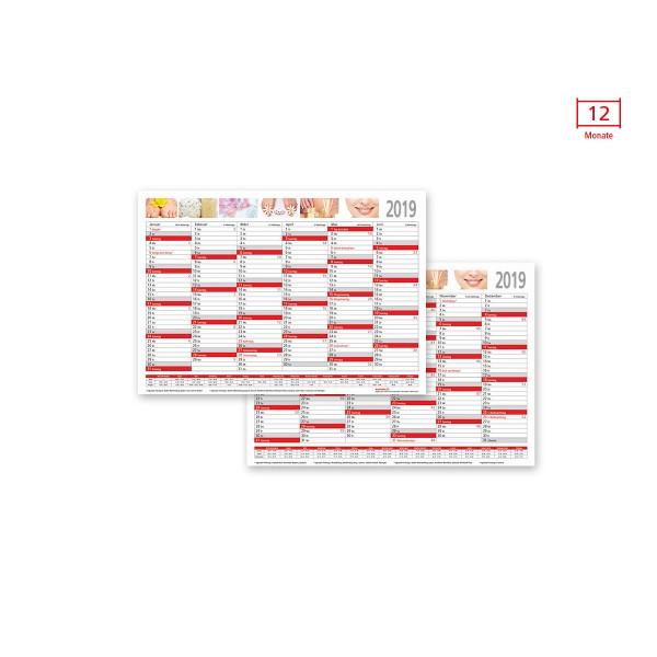Tafelkalender Modell Taunus