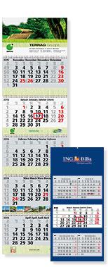 5 Monatskalender