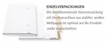 Passende Einzelverpackungen